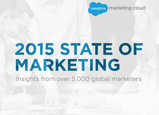 Key Takeaways From Salesforce's 2015 State of Marketing Report