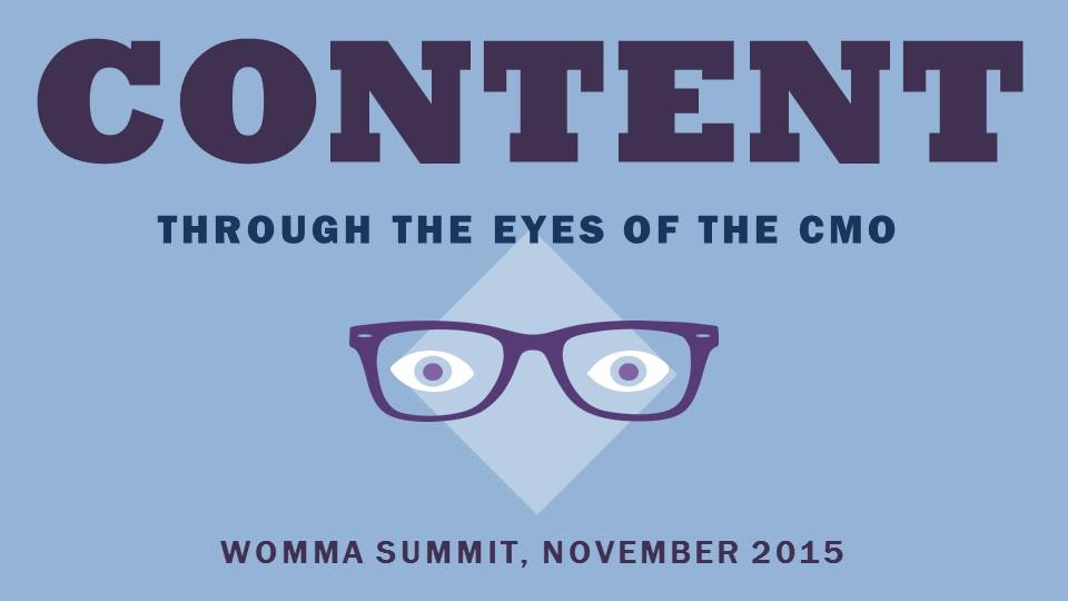 Content Through the Eyes of the CMO