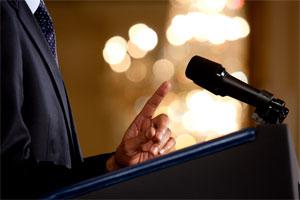 comblu speech