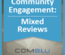 Community Engagement: Mixed Reviews