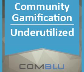 Community Gamification: Underutilized
