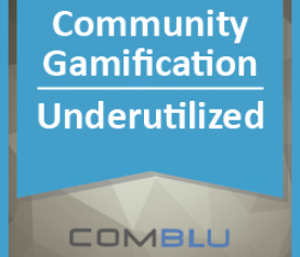 Community Gamification: Underutilized